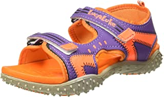 Lucy&Luke (By Liberty) Boy's RICO-3 Orange Sandals-5 UK/India (38 EU) (8074063122380)