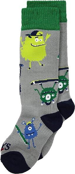 Doods Mid Volume Sock (Toddler/Little Kid/Big Kid)