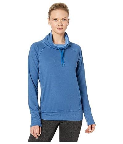 Marmot Marley Long Sleeve (Classic Blue Heather) Women