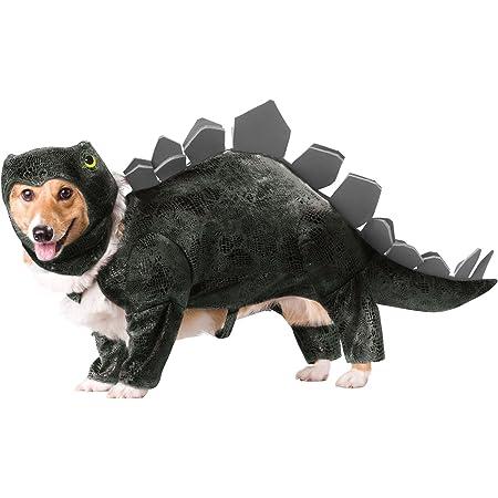Stegosurus Dog Costume - M