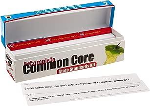 Carson Dellosa The Complete Common Core State Standards Kit Pocket Chart Cards (158170)