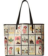 Alice + Olivia - Missy Vintage Collage Large Perfect Tote