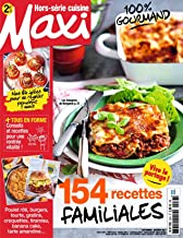 Maxi Hors-Serie Cuisine: 100% Gourmand (French Edition)