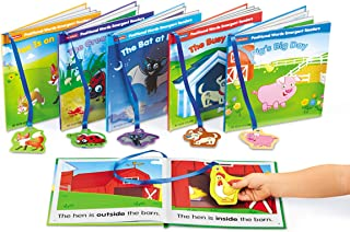 LAKESHORE Positional Words Emergent Readers Ages 4+