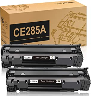 CMYBabee Compatible Toner Cartridges Replacement for HP 85A CE285A for HP Laserjet Pro P1102w P1109w M1212nf M1217nfw MFP ...