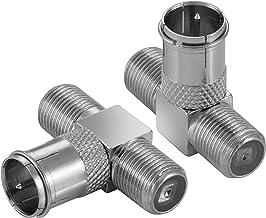 Racor Manguera Conector F mangueras DE 3//4/Cromo//lat/ón 1//2/Gardena Compatible