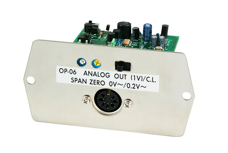予測即席容赦ないA&D GX-K/GF-K/MC-10K/MC-30K用アナログ電圧出力(0~1V/0.2~1V)/カレントループ GX-06K
