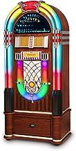 Crosley CR1215A-WA Digital Bluetooth Jukebox with ST15-WA Stand Included