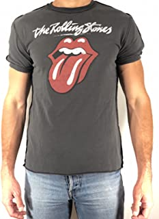 Amplified Rolling Stones Vintage Washed Mens T-Shirts