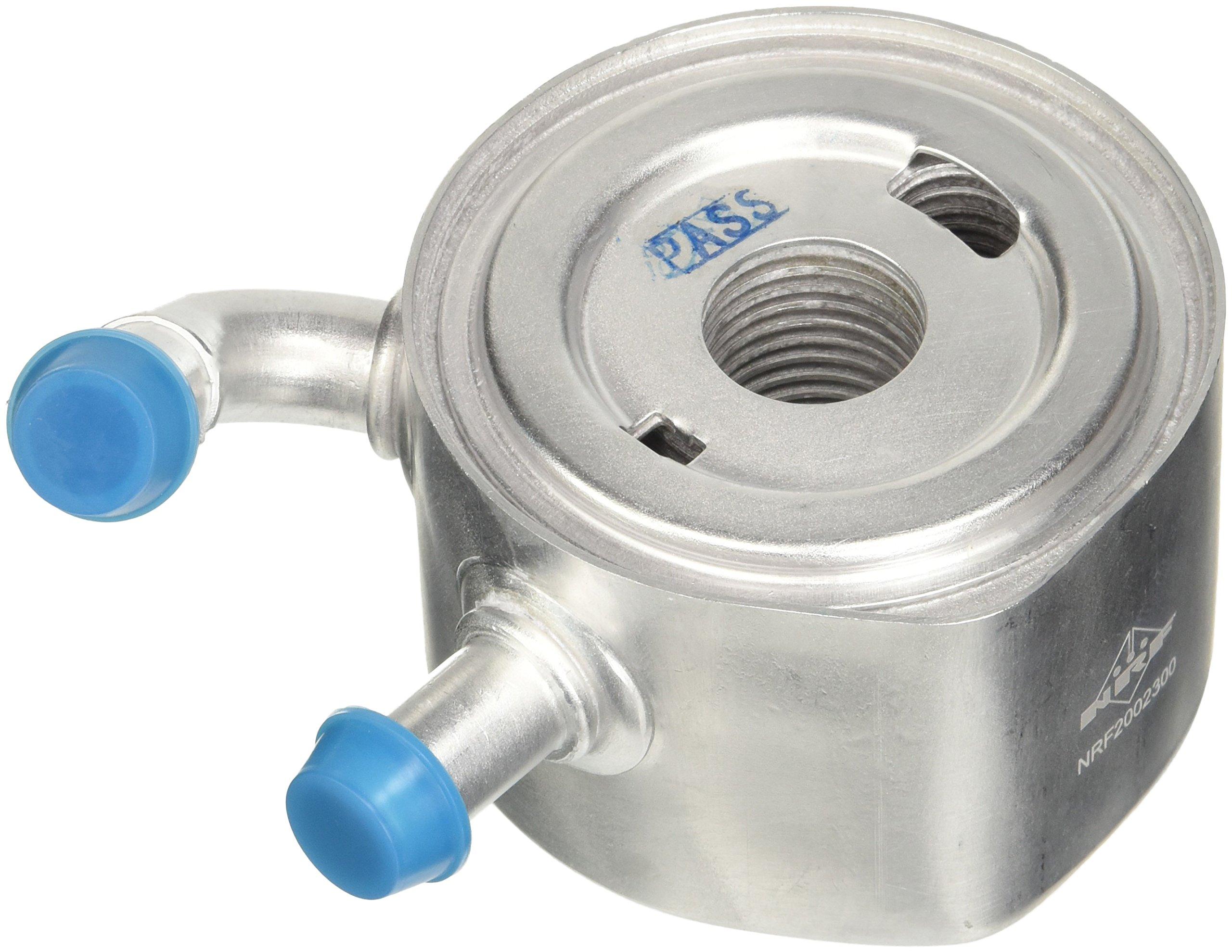 NRF 31178 Radiador de aceite, aceite motor: Amazon.es: Coche y moto