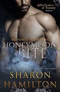 Honeymoon Bite (Golden Vampires of Tuscany Book 1)