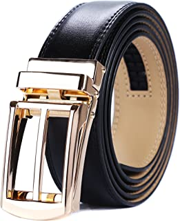 gold belt buckle with suit