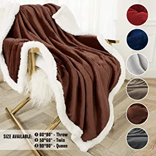 Best double sided tied fleece blanket Reviews