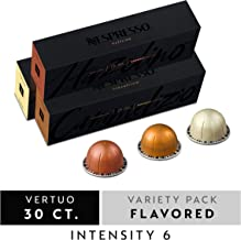 nespresso vertuo chocolate pods