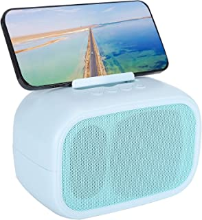 $36 » eboxer-1 A31 Bluetooth5.0 Speaker with Phone Stand, Portable Wireless TWS Dual Loudspeaker Bass Speaker, Support Memory Ca...