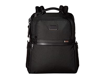 Tumi Alpha 3 Slim Solutions Brief Pack(r) (Black) Backpack Bags