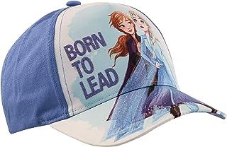 قبعة بيسبول للأطفال من فروزن ، قبعة بيسبول إلسا وآنا للبنات من سن 4 إلى 7 سنوات
