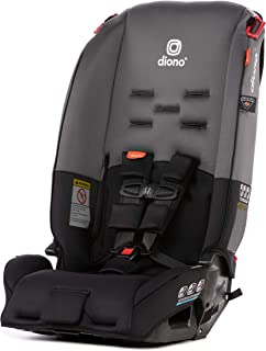 Diono 2019 Radian 3R All-in-One Convertible Car Seat, Grey Dark
