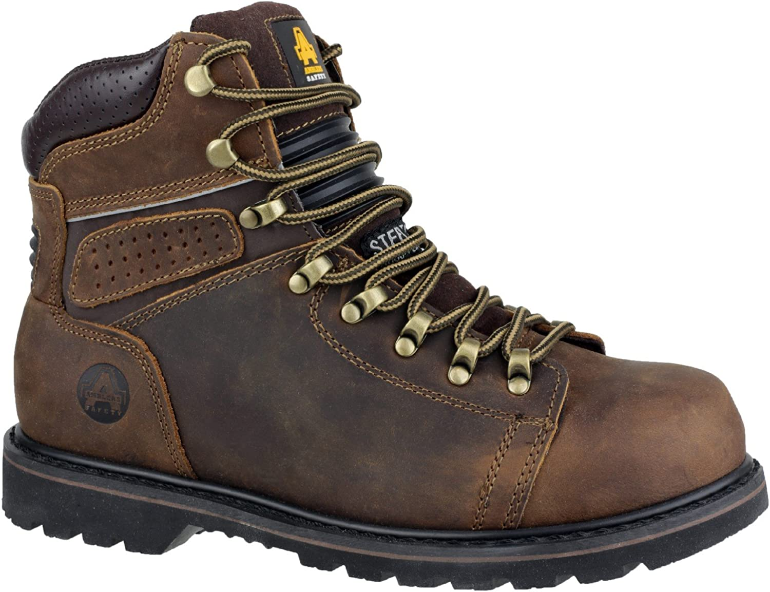 Amblers FS157 Welted Unisex Safety Boots Safety Footwear