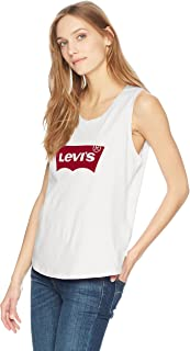 Levi's Women's The Muscle Tank Top