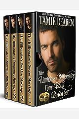 Limitless Sweet Billionaire Romance: Four Book Boxed Set (The Limitless Clean Billionaire Romance Series 7) Kindle Edition