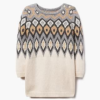 Baby Girls Sweater Dress