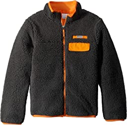 Mountain Side Heavyweight Full Zip Fleece (Little Kids/Big Kids)