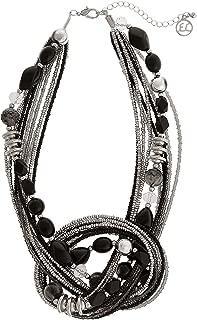Bohemian Rhapsody Multi Row Knot Necklace