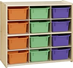 Contender Baltic 12 Cubby Storage Assorted
