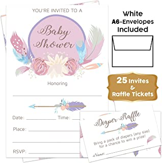 Best boho chic birthday invitations Reviews
