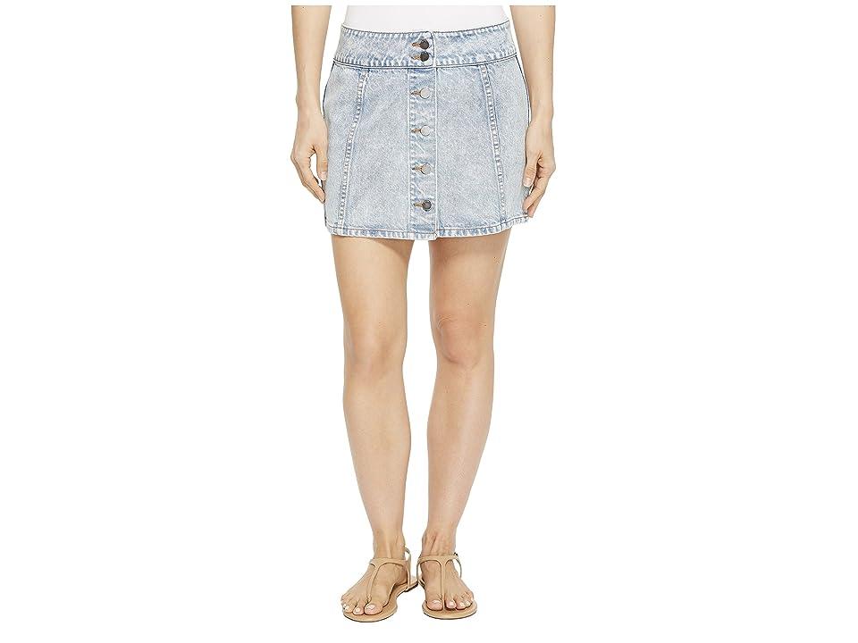 Volcom GMJ Skirt (Chlorine) Women