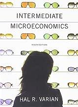 Best intermediate economics hal varian Reviews