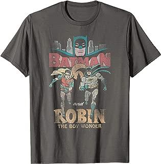 Batman Classic TV Series Classic Duo T Shirt T-Shirt