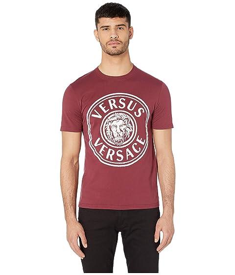Versus Versace Tonal Logo T-Shirt