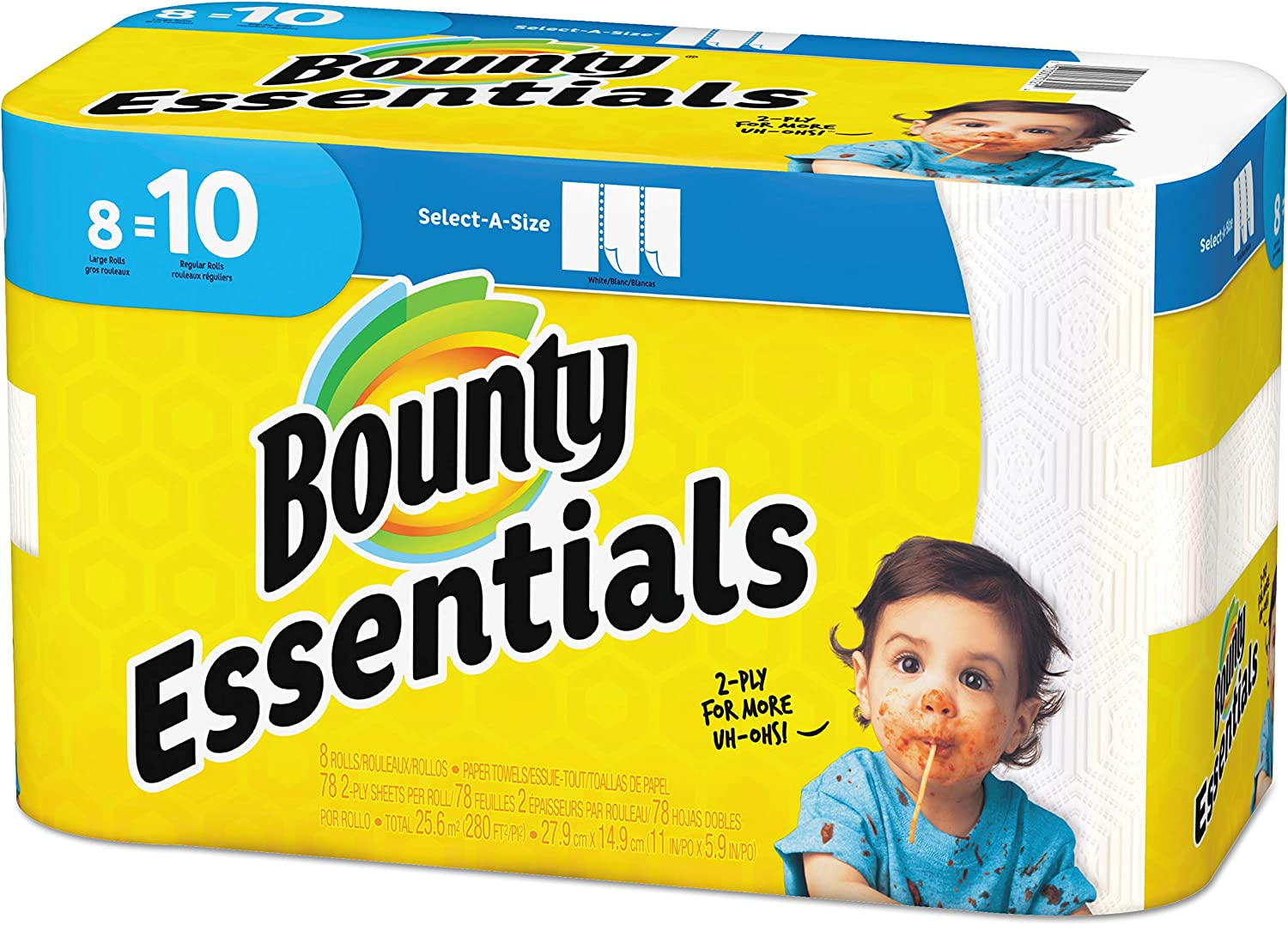 PGC75721 - Bounty Max 48% latest OFF Select-A-Size Essentials Towels