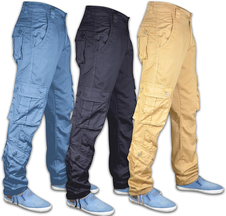 MerakiSpirit Men Cotton Jogging Elastic Pant Low Crotch Drawstring Baggy Twill Hiphop Trouser Denim Jeans Trouser