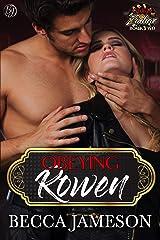 Obeying Rowen (Club Zodiac Book 2) Kindle Edition