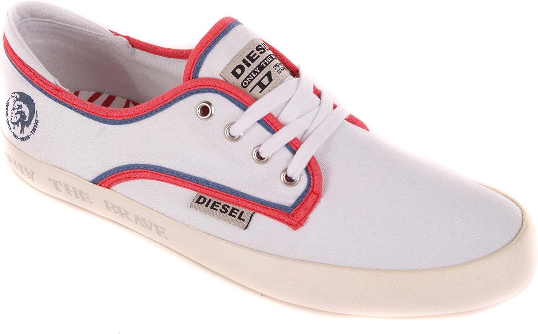 DIESEL Herren Turnschuhe Turnschuhe Schnürschuhe Schuhe  Outlet-Verkauf