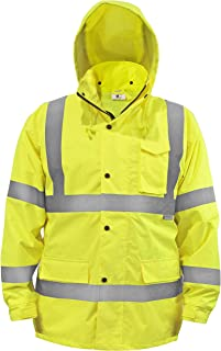 hi vis safety gear