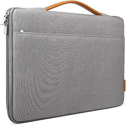 Inateck Sleeve Case Custodia protettiva per Laptop 14-14,1 pollici, Ventiquattrore per MacBook Pro 2016-2018 15''/ThinkPad 14''/Dell Inspiron/Toshiba Satellite/HP Chromebook 14/ASUS, grigio