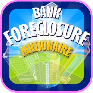 Bank Foreclosure Millionaire: BIG PROFITS House Flipping Game