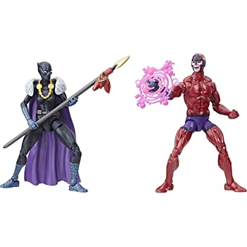 MARVEL  TOYS R US EXCLUSIVE ACTION FIGURE 6  KLAW AND SHURI LOW PRICE