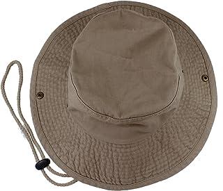 Gelante 100% Cotton Stone-Washed Safari Booney Sun Hats
