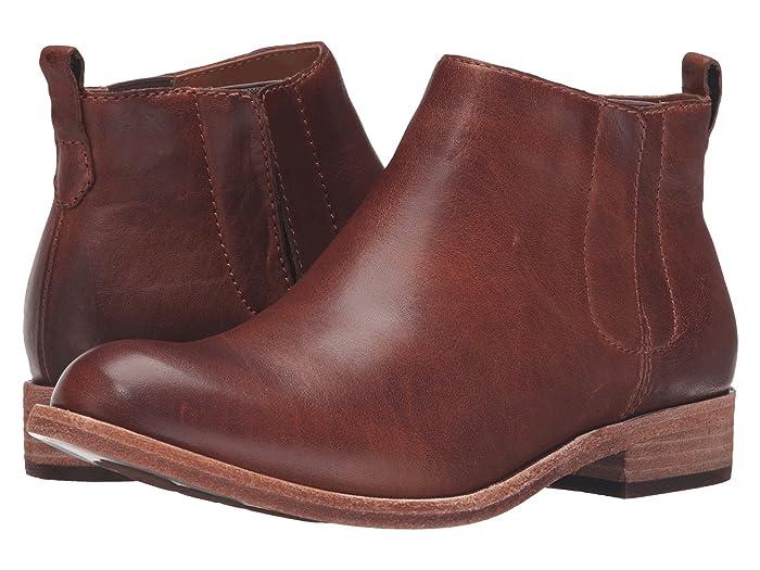 Kork-Ease  Velma (Rum/Cognac Full Grain) Womens Pull-on Boots