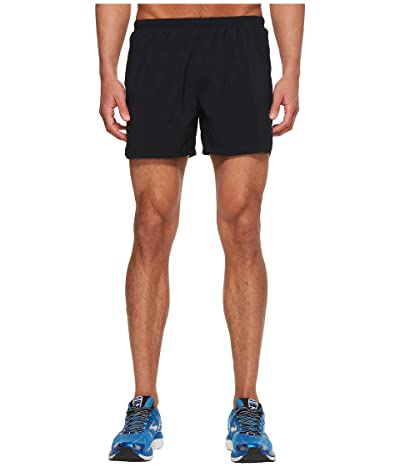 Brooks Sherpa 5 Shorts (Black) Men