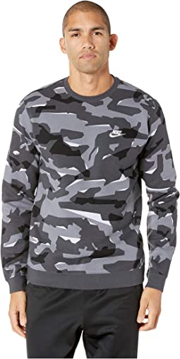 NSW Club Camo Crew Bb