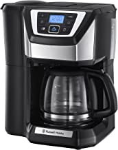 RUSSELL HOBBS 22000-56 - Semi Automatic Victory Silent Coffee Machine