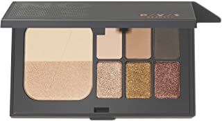 PYT Beauty, Eyeshadow Palette, Shimmer Eyeshadow and Matte Eyeshadow, Neutral Shades, Long Lasting, Hypoallergenic, Paraben Free, Cruelty Free, 4.5 Ounce, 1 Count