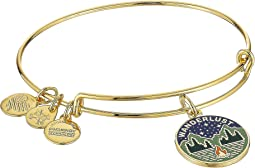 Words are Powerful Wanderlust Bangle