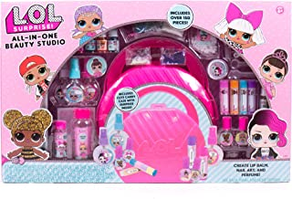 L.O.L. Surprise! 3-in-1 Beauty Studio by Horizon Group USA, Multicolor, One Size